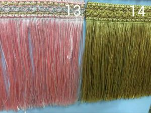 Wholesale High Quality More Colors Fringe for Curtain pictures & photos