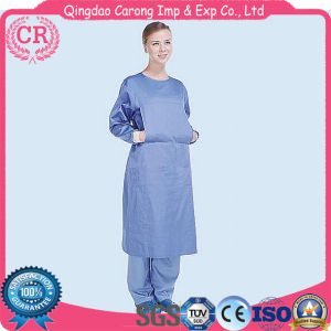 Good Quality Reusable Surgical Gown for Hospital pictures & photos