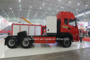 Dongfeng 6X4 LNG Tractor Head /Heavy Tractor/Heavy Truck/Heavy Prime Mover pictures & photos