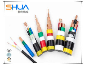 No Halogen Flame Retardant Control Cable for Mexico pictures & photos