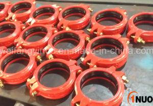 FM Approval Ductile Iron Rigid Coupling (139.7mm/5′ ′) pictures & photos