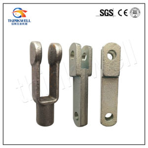 Forged Electrric Power Fitting U Shaped Steel Clevis Links pictures & photos