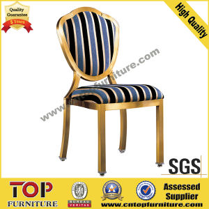 Hotel Luxury Restaurant Metal Dining Chair pictures & photos
