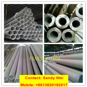 SA268 Tp410 Stainless Steel Pipe pictures & photos