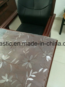 PVC Table Clothes Good Quality Low Price Supplier pictures & photos