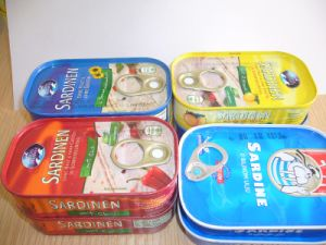 Canned Sardine in Promotion