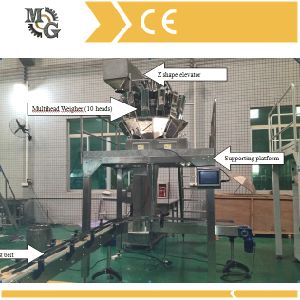 Carton Packing Machine with Multihead Weigher pictures & photos