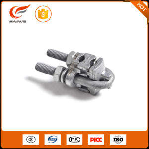 Aluminum Bolt Suspension Cable Clamp for Low Voltage Overhead Lines pictures & photos