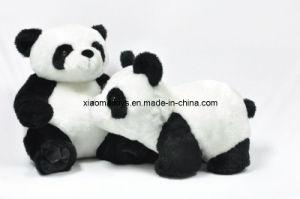 Crawling and Sitting Plush Panda Toy