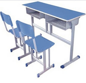 Lb-Ds013 School Furniture Desk Chair Prices pictures & photos