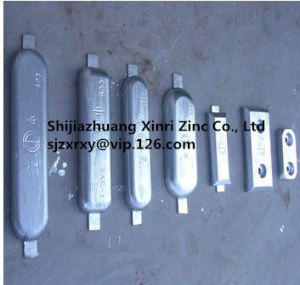 Zinc Anode for Corrosion Prevention pictures & photos