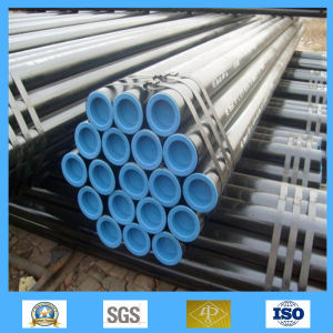 Hot Rolled Seamless Steel Pipe for Gas and Oil pictures & photos