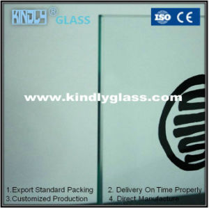 4-12mm Lacquered Tempered Glass pictures & photos