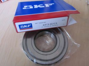 Single-Row Sealed Deep Groove Ball Bearing 6313. SKF pictures & photos