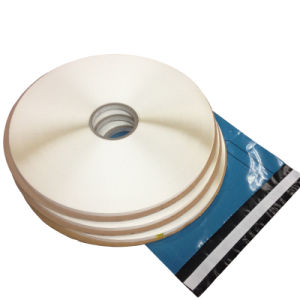 Permanent Sealing Tape/High Tack Self-Adhesive Strip/Peel and Seal Strip pictures & photos