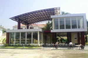 Prefabricated House / Prefab House / Portable Container House for Wine Shop (CILC-PCH-Shop 001) pictures & photos