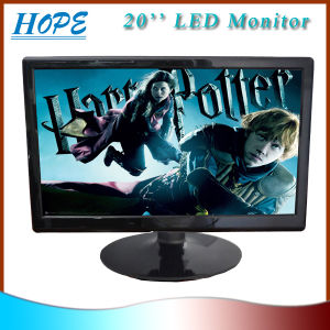 20 Inch Desktop Monitor / TFT Color Monitor for Industrial Computer / Desktop LED Monitor pictures & photos