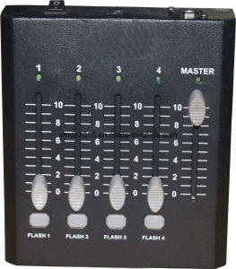 4 Channel Easy DMX Controller