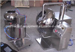 Chocolate Coating Pan Tablet Sugar Coating Machine (BYC300A) pictures & photos