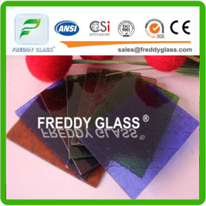 Colored Pattern Glass 5mm 6mm 4mm pictures & photos