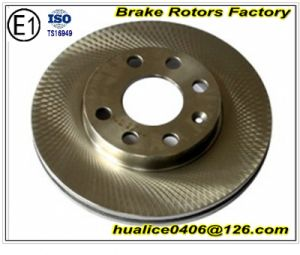 Auto Parts Manufacture Brake Discs for Toyota pictures & photos