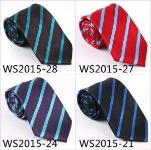 New Design Fashionable Stripe Necktie (Ws2015-28) pictures & photos