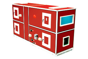 Modular Air Handling Unit Acah0606-Acah2346
