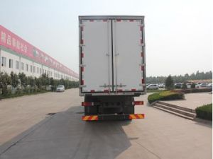 Refrigerator Truck 4X2, 31ton pictures & photos