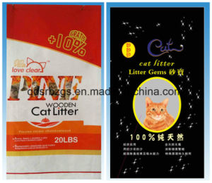 High Quality Plastic Packaging PP Woven Bag for Cat Litter pictures & photos