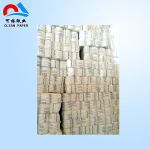 Shanghai Clean Paper Toilet Tissue Paper 400V pictures & photos