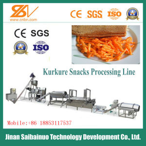 Factory Directly Supply Corn Snacks Kurkure Machinery for Sale pictures & photos