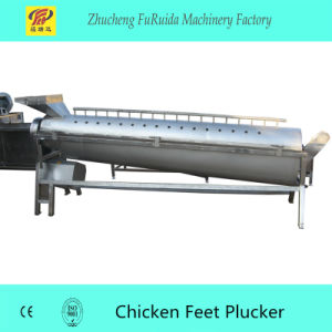 Chicken Farming Equipment/Chicken Feet Peeling Machine pictures & photos