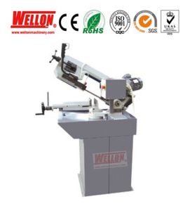Metal Band Saw Machine (Metal Sawing Machine BS215G) pictures & photos
