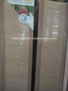 High Pressure Decorative Laminate (HPDL) Hotel Bathroom Sliding Doors pictures & photos