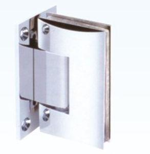 Zinc Alloy Wall to Glass Door Hinges (HS09F003)