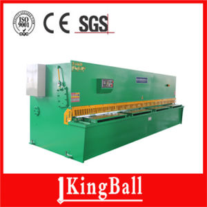 High Precision Hydraulic Shearing Machine (QC12Y-12X6000) Nc Controller pictures & photos