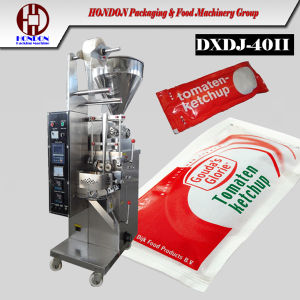 Automatic Jam Paste Packing Machine pictures & photos