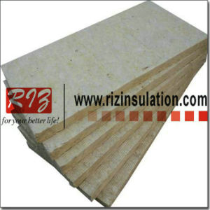 China mineral wool board panel rock wool insulation for Mineral wool density