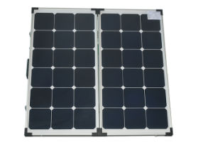 Portable High Efficiency 100W Folding Solar Panel (SGM-F-100W)