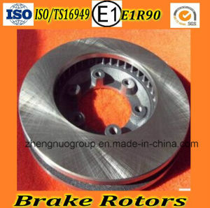 Hot Sale High Quality Auto Parts Brake Disc for Truck pictures & photos
