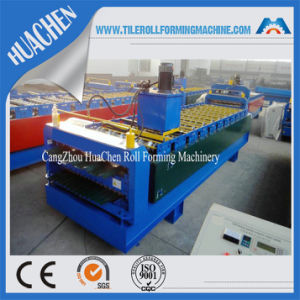 Steel Roofing Panel Automatic Forming Machine