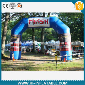 Custom Made Inflatable Finish Line Arch, Inflatable Outlet Arch, Inflatable Gate Arch No. Arh12304 for Sale pictures & photos