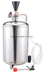 Stainless Steel Drum Foam Machine pictures & photos