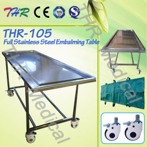 Embalming Table (THR-105) pictures & photos