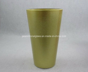 Pearl Finish Sublimation Pint Glass, 16oz Glass Tumbler pictures & photos