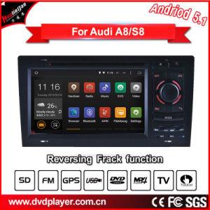Hualingan GPS Navigation for Audi A8/S8 Radio Navigation Car DVD Player pictures & photos