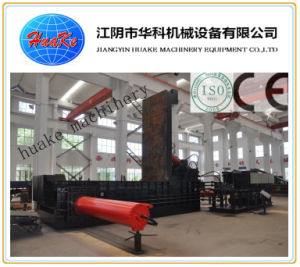 Hydraulic Metal Baler for Russian pictures & photos