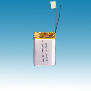 Lithium Ion Polymer Battery Pack (3.7V/90mAh) pictures & photos