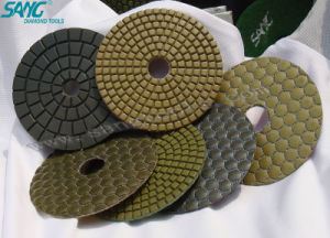 Diamond Polishing Tools Diamond Polish Pads (SA-066) pictures & photos