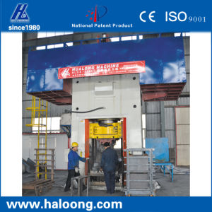 Work Flexible Agricultural Machinery Parts Die Casting Screw Press Machine pictures & photos